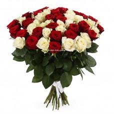 51 Белая и Красная роза Аваланч и Гран-При
