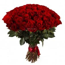 51 Красная роза Кения